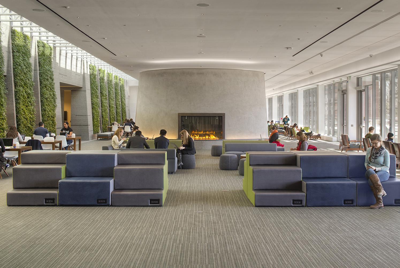 Student Center Georgetown University Washington D C