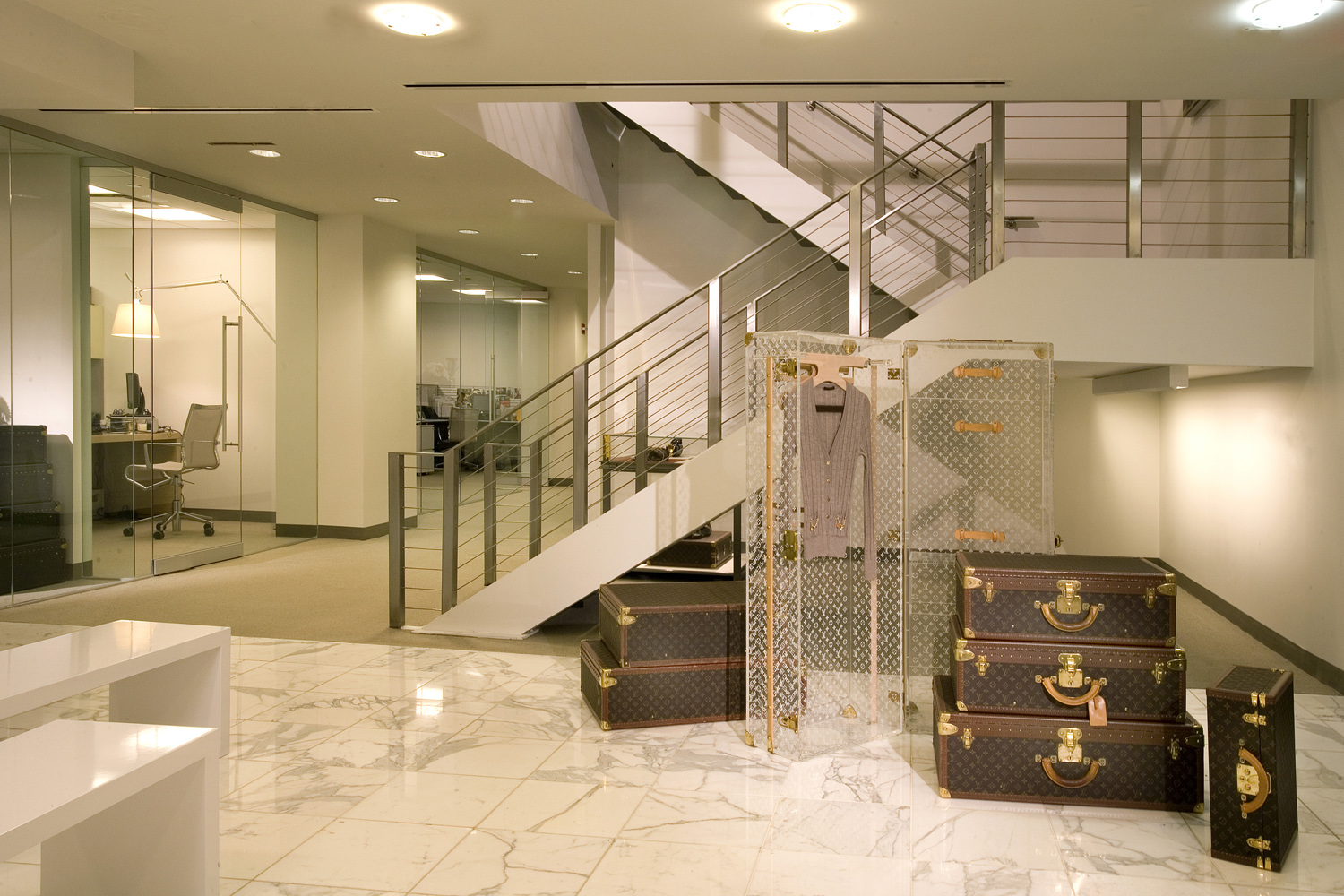 Louis Vuitton New York Showroom Amp Offices New York City