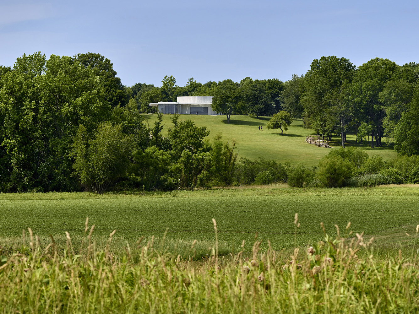 Monmouth Battlefield State Park Visitor Center Manalapan