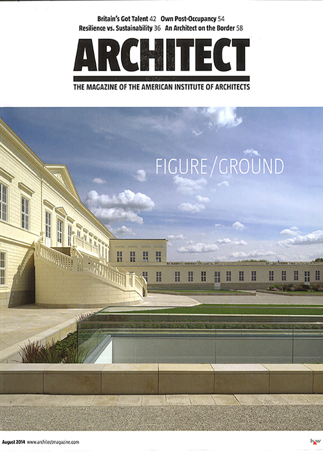 Architect august 2014 for Architectural design magazine free download